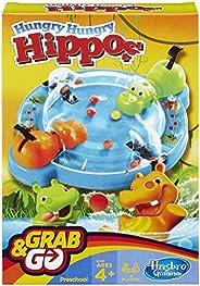 Hasbro Gaming Jogogaming Hipopótamos Comilõesgrab &am