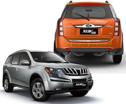 Autopearl Dicky Garnish Rear Trunk Dicky Trim For Mahindra Xuv 500