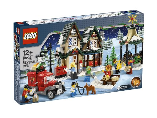 (LEGO Creator Winter Village Post Office 10222)