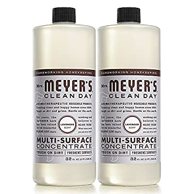 Mrs. Meyers Clean Day Multi-Surface Concentrate, Lavender, 32 fl oz