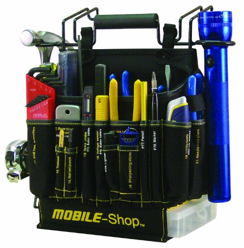 Mobile-Shop MS-CTB Grab and Go Pre-Loaded Complete Tool Bag, - Online Shops Mobile