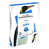 Hammermill Printer Paper, Copy Paper, 20lb, 8.5 x 11, Letter, 92 Bright - 1 Pack / 400 Sheets (150200R)
