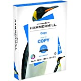 Hammermill Paper, Copy Paper Poly Wrap, 8.5 x 11 Paper, Letter Size, 20lb Paper, 92 Bright, 1 Pack / 400 Sheets (150200R) Acid Free Paper