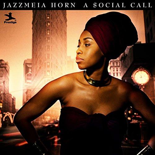 Jazzmeia Horn - A Social Call (2017) [WEB FLAC] Download