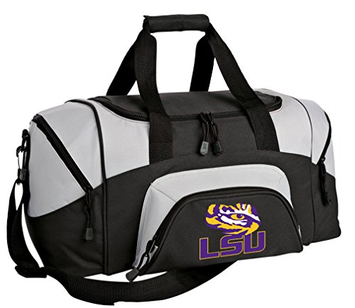 Broad Bay Small LSU Duffel Bag LSU Tigers Gym Bags or Suitcase