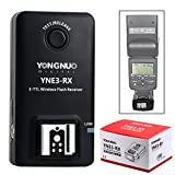 UltimaFio(TM) 100% Original Yongnuo E-TTL Wireless Flash Receiver YNE3-RX for YN568EX YN565C YN468C for Canon 600EX-RT 580EX LF650