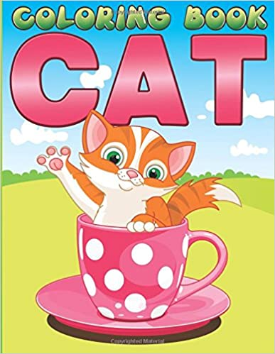 Download Ebook Coloring Book Cat Pdf Written By Unknown