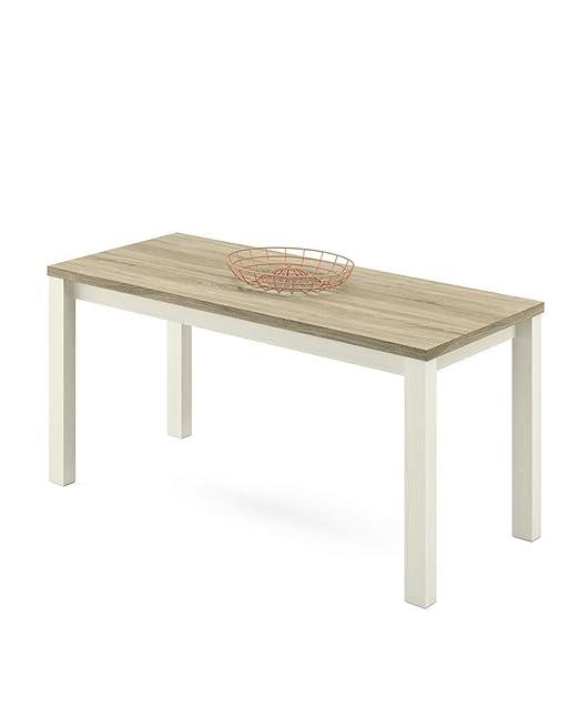 LIQUIDATODO ® - Mesa de comedor 150 cm moderno y barato en pino y ...