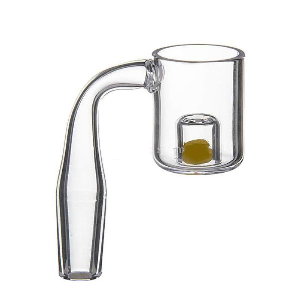 Devil Qin Yellow Reactor Heat Resistant Glass Craft