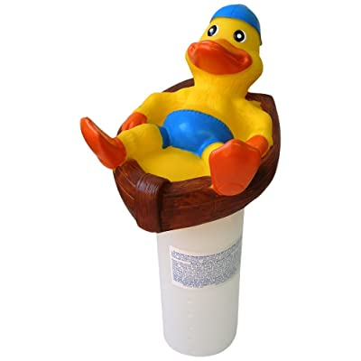 JED Pool Tools 10-456 Ducky Chlorinator for Swimming Pool : Swimming Pool Chemicals And Supplies : Garden & Outdoor