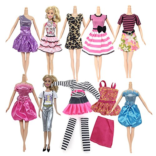 10 12 year olds barbie clothes - 7