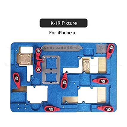 Multi-functional PCB Motherboard Holder Fixture For iPhone x