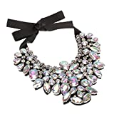 Best Mom Jewelry Sets - Holylove Statement Necklace for Women Crystal Costume Jewelry Review