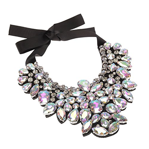 4b30913d9 Holylove 5 Color Statement Necklace Earrings Set for Women Novelty Costume  Fashion Jewellry 1 Set with Gift Box - Buy Online in Oman. | Jewelry  Products in ...