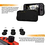 Switch Accessories Bundle - Orzly Geek Pack for