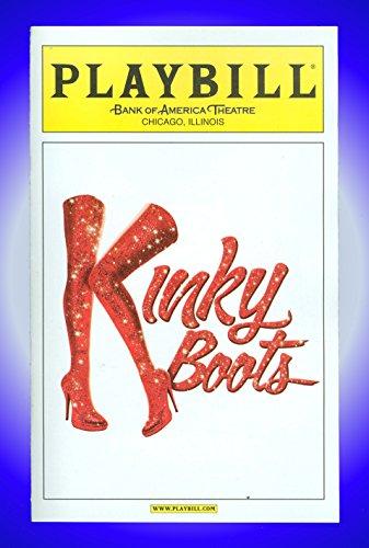 Tangled Boots, Pre-Broadway Playbill + Billy Porter, Annaleigh Ashford, Stark Sands, Daniel Stewart Sherman