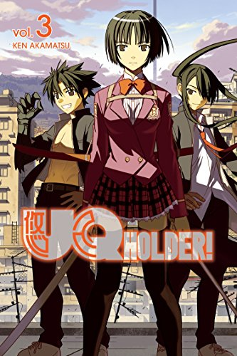 Iii Holder - UQ HOLDER! 3