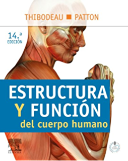 Estructura y función del cuerpo humano + StudentConsult en español (Spanish Edition)