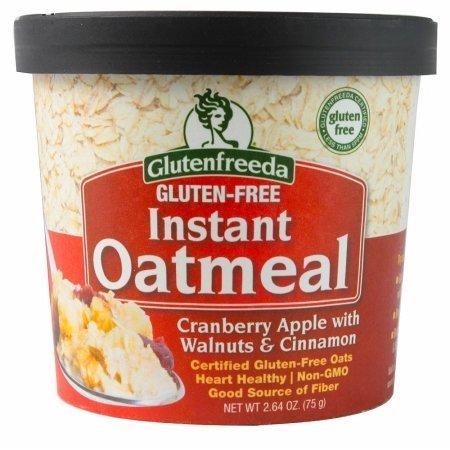 GLUTENFREEDAS OATML INST CP CRAN APPL WLNT C, 2.64 OZ by Glutenfreeda Foods Inc. Glutenfreeda Foods