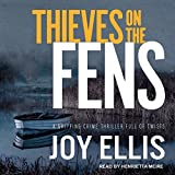 Best Books On Audibles - Thieves on the Fens: DI Nikki Galena Series Review