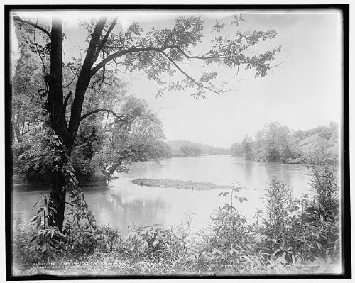 Photo: French Broad,Swannanoa River,water bodies,islands,Asheville,North - North Shopping Asheville In Carolina