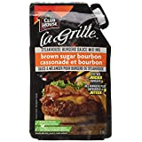 La Grille, Grilling Made Easy, Burgers Sauce Mix-Ins, Brown Sugar Bourbon, 70ml