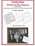 Family Maps of Benton County, Arkansas