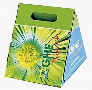 Kit de fertilizantes Tripack para Agua Blanda GHE Flora Series (SW)