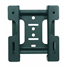 AVF EL100B-A Flat to Wall TV Mount for 12-Inch to 25-Inch Screens (Black)