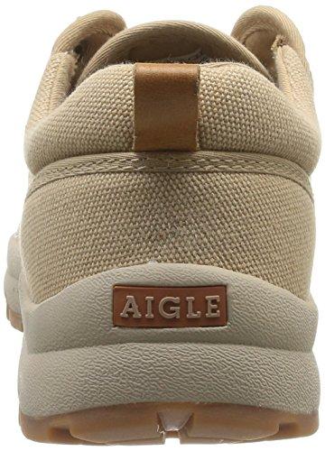 Aigle Tenere Light Low, Zapatillas de senderismo hombre Beige - Beige (Sand)