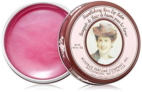 Rosebud Lip Balm, Brambleberry Rose, .8 Ounce - Rosebud Salve