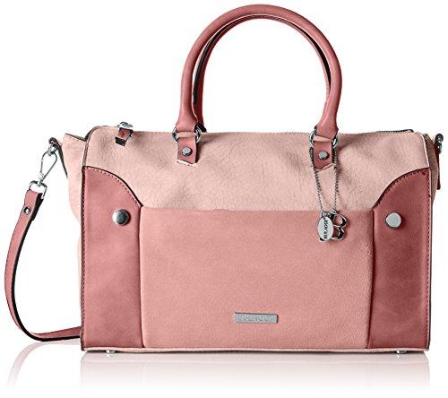 Pink Sac Pink Main Pink Handbag Block à Bulaggi 1ASYwq0EE