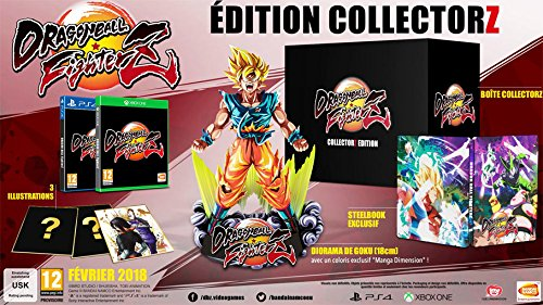 Dragon Ball Fighter Z - collector édition - PS4 by Namco/banda