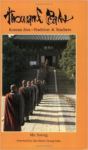 Soeng Thousand Peaks cover art