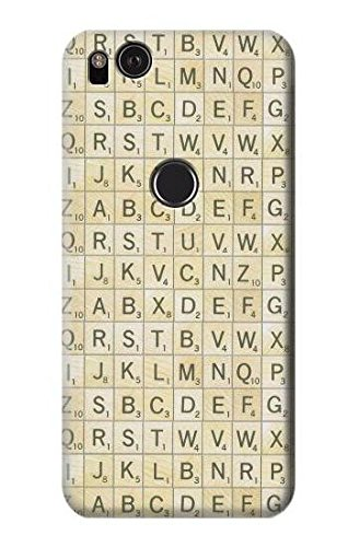 Amazon com: R1099 Scrabble Word Game Case Cover for Google