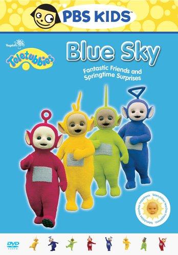 Teletubbies - Blue Sky - Fantastic Friends and Springtime Surprises