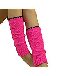 Tonsee Children Kid Boot Cuffs Knit Leg Warmer