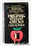 Original Sins, Lisa Alther, 0451114485
