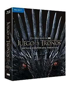 Juego De Tronos Temporada 8 Premium Blu-Ray [Blu-ray]: Amazon.es ...