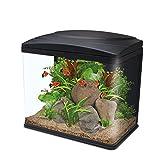 Interpet Fish Box LED Aquarium Fish Tank, 30 L