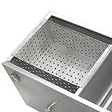 XuSha Commercial Grease Trap 13GPM Interceptor