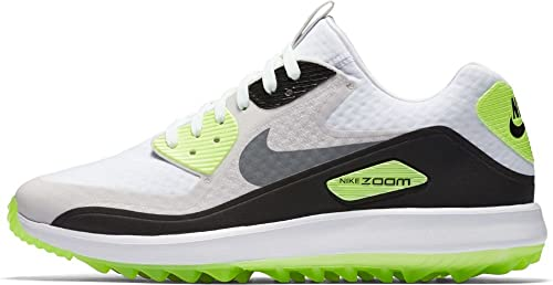 purchase cheap 34545 902b4 Nike Air Zoom 90 IT Spikeless Golf Shoes 2017 White/Cool ...