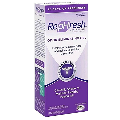 RepHresh Vaginal Odor Eliminating Pack