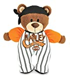 Kids Preferred HD Team Player Bear Sweet Shake Rattle for Girls