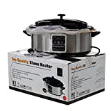 Master Massage 6 Quart Hot Massage Stone Heater