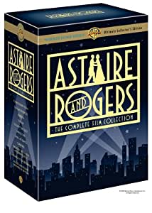 Amazon.com Exclusive Astaire & Rogers Partial Ultimate Collector's Edition (Flying Down to Rio / The Gay Divorcee / Roberta / Carefree / The Story of Vernon and Irene Castle)