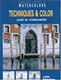 Techniques and Color, Lema Publications Staff and José María Parramón, 8495323109