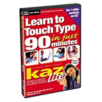 KAZ Lite: Learn to Touch Type in 90 Minutes (PC)
