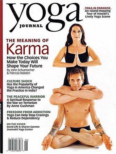 Yoga Journal Amazon Com Magazines