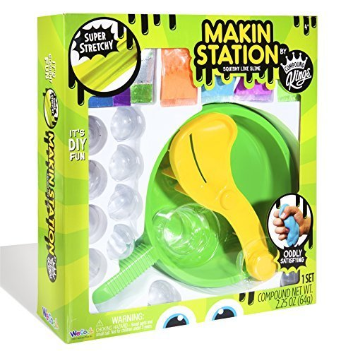 Compound Kings Squishy Like Slime Makin' Station DIY Kit